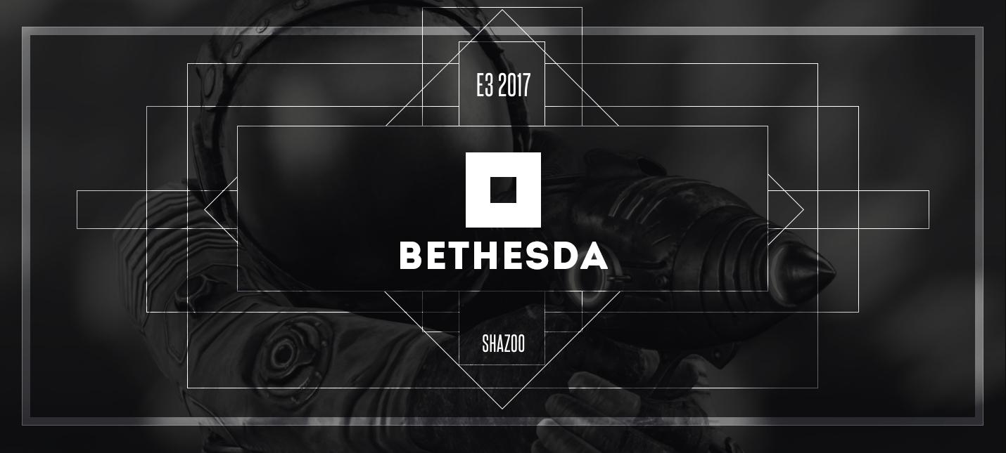 Трансляция пресс-конференции Bethesda: Evil Within 2, Wolfenstein и Fallout VR