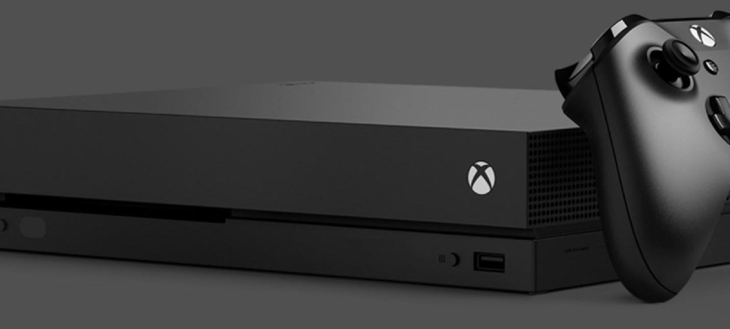 Утечка: дизайн финальной версии Xbox Scorpio