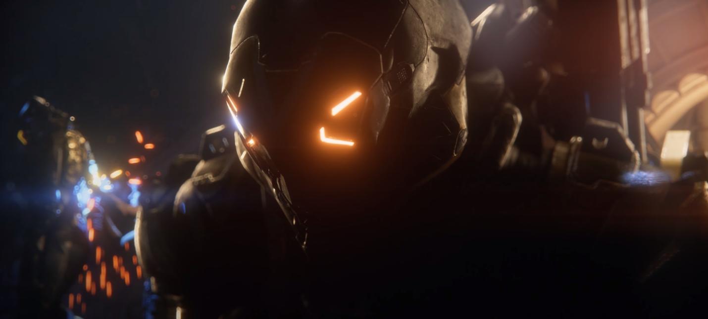 E3 2017: Первый геймплей Anthem от BioWare