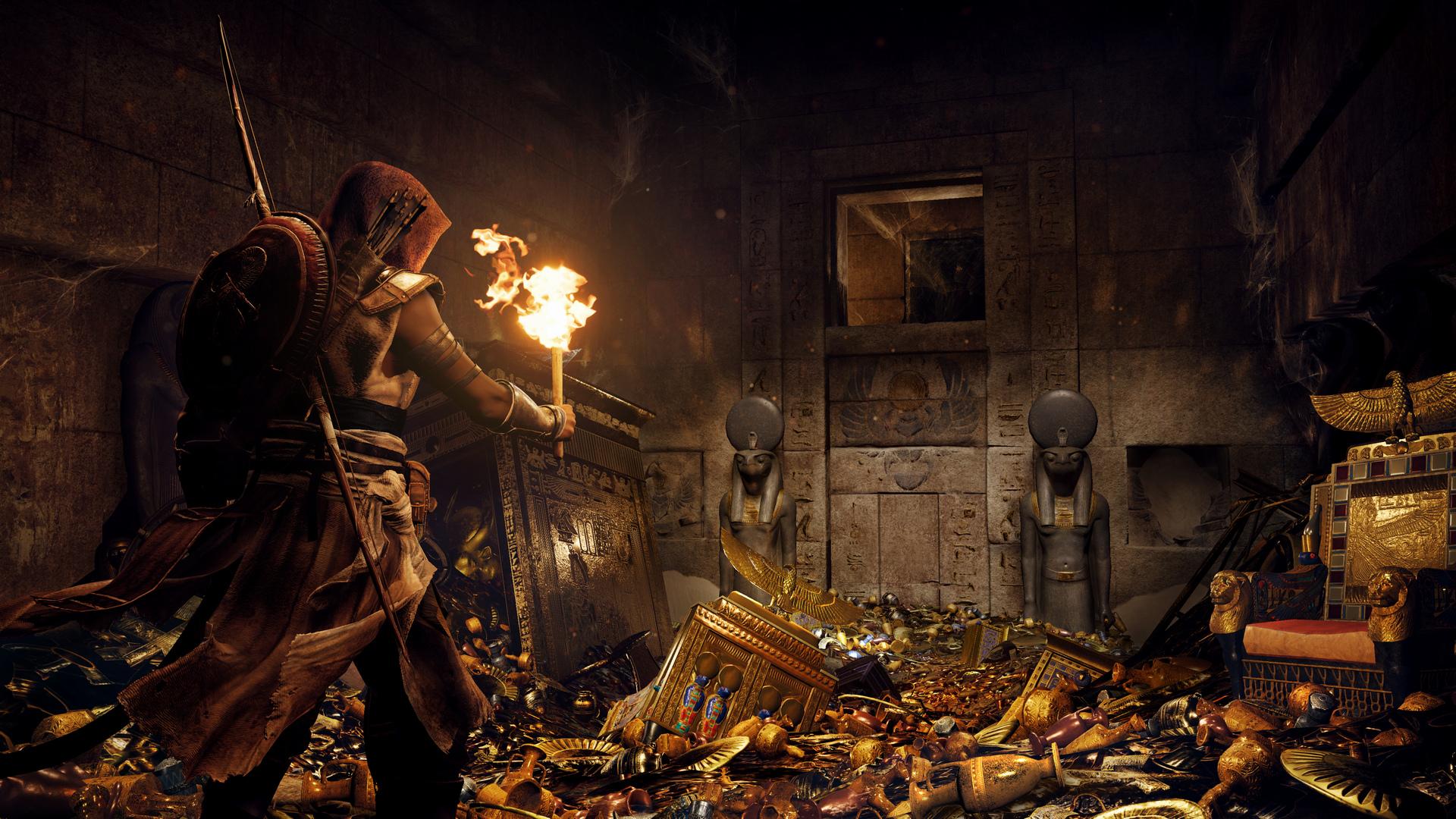 Assassin's Creed: Origins (2017) PC - Скриншот 3