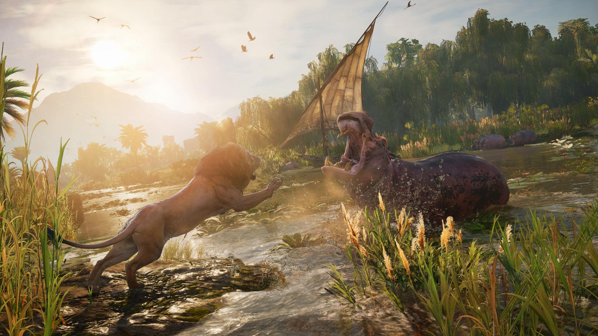 Assassin's Creed: Origins (2017) PC - Скриншот 1