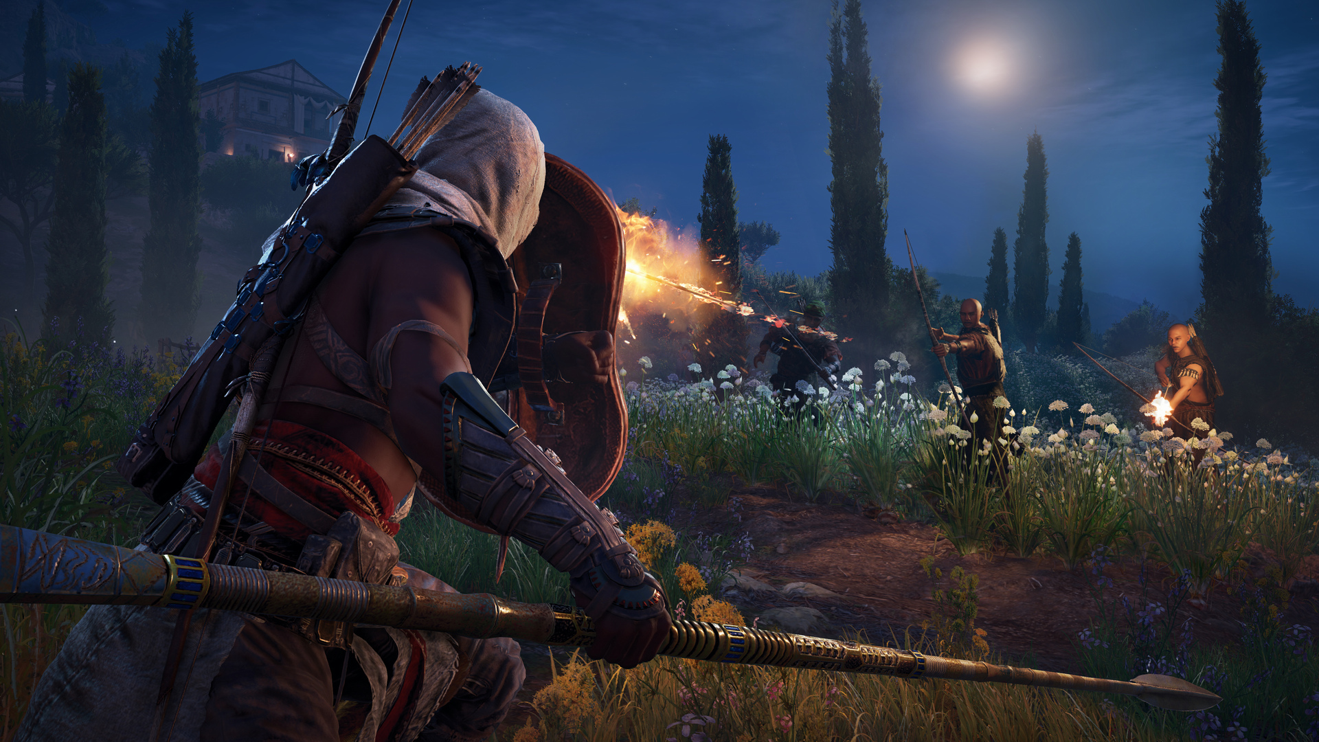 Assassin's Creed: Origins (2017) PC - Скриншот 2