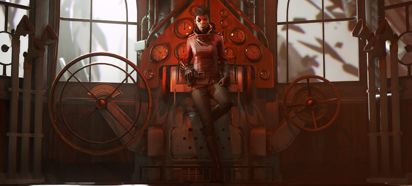 E3 2017: Первые скриншоты Dishonored: Death of the Outsider