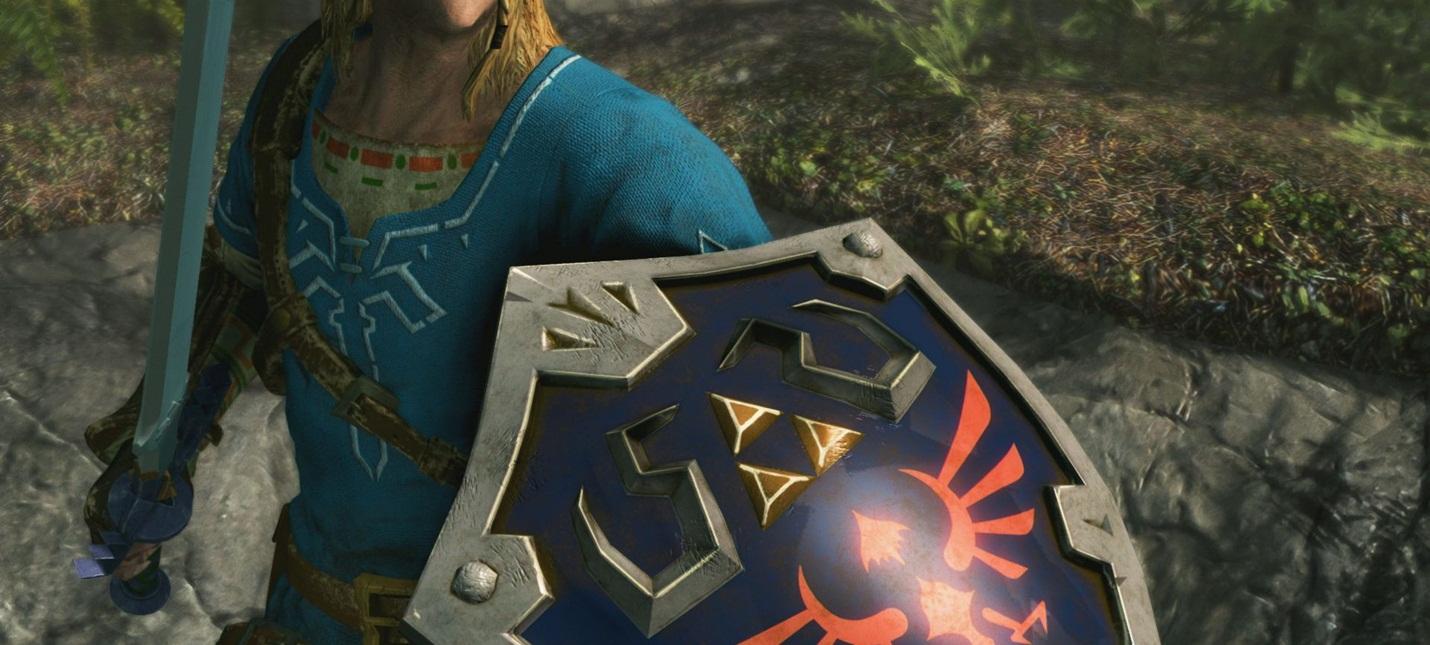 Е3 2017: Первые скриншоты и бокс арт Skyrim для Nintendo Switch