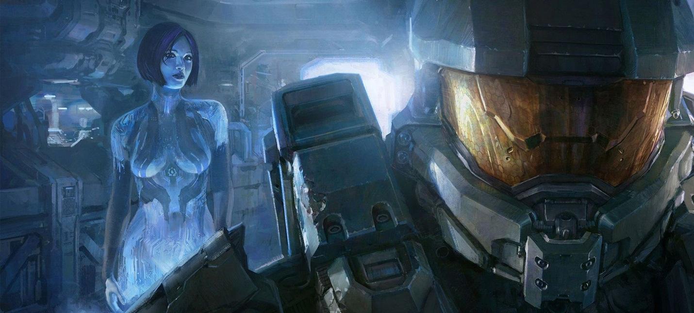 E3 2017: Новая часть Halo уже в разработке, но показывать ее рано