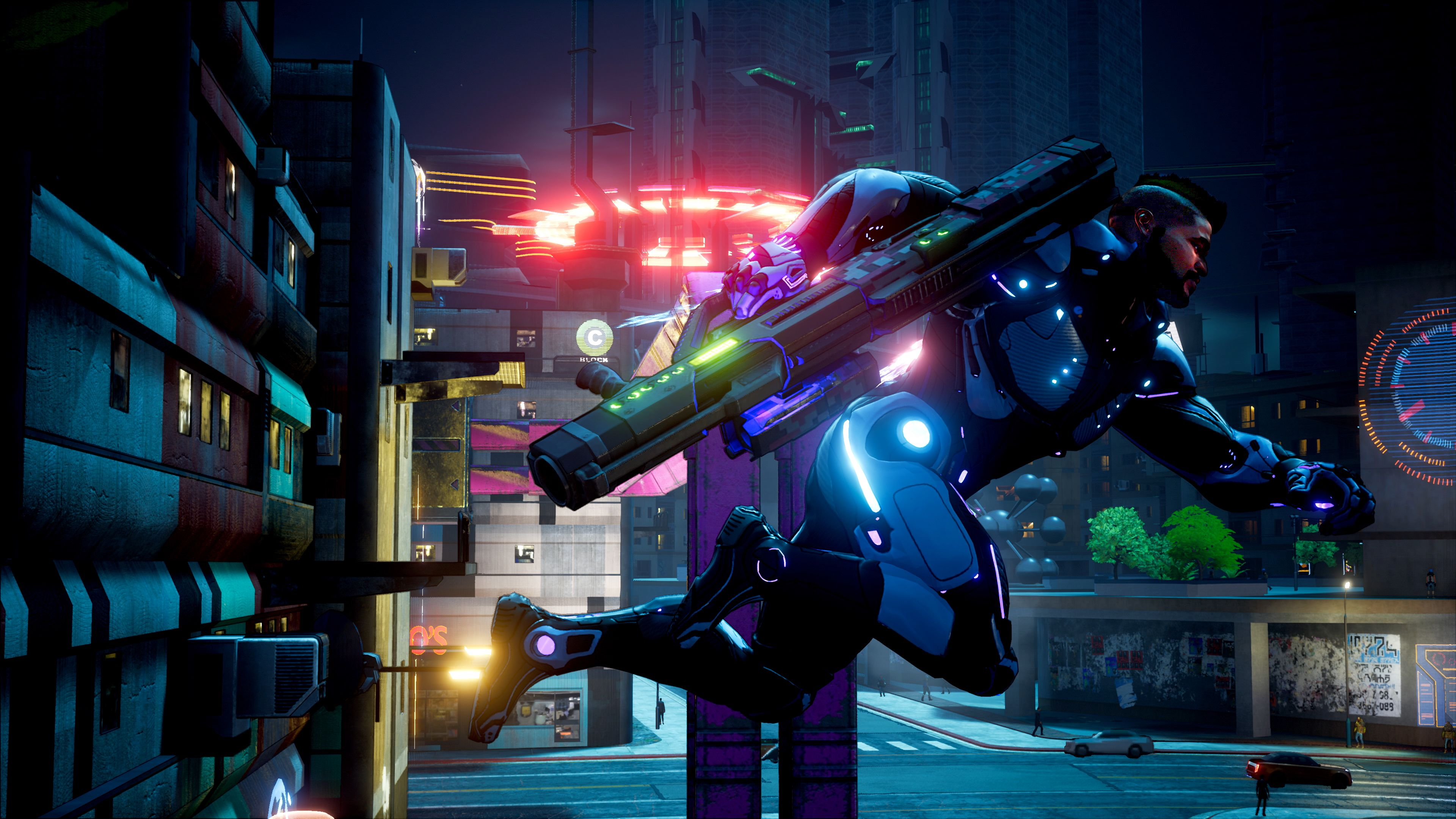 Crackdown 3 (2017) PC - Скриншот 3