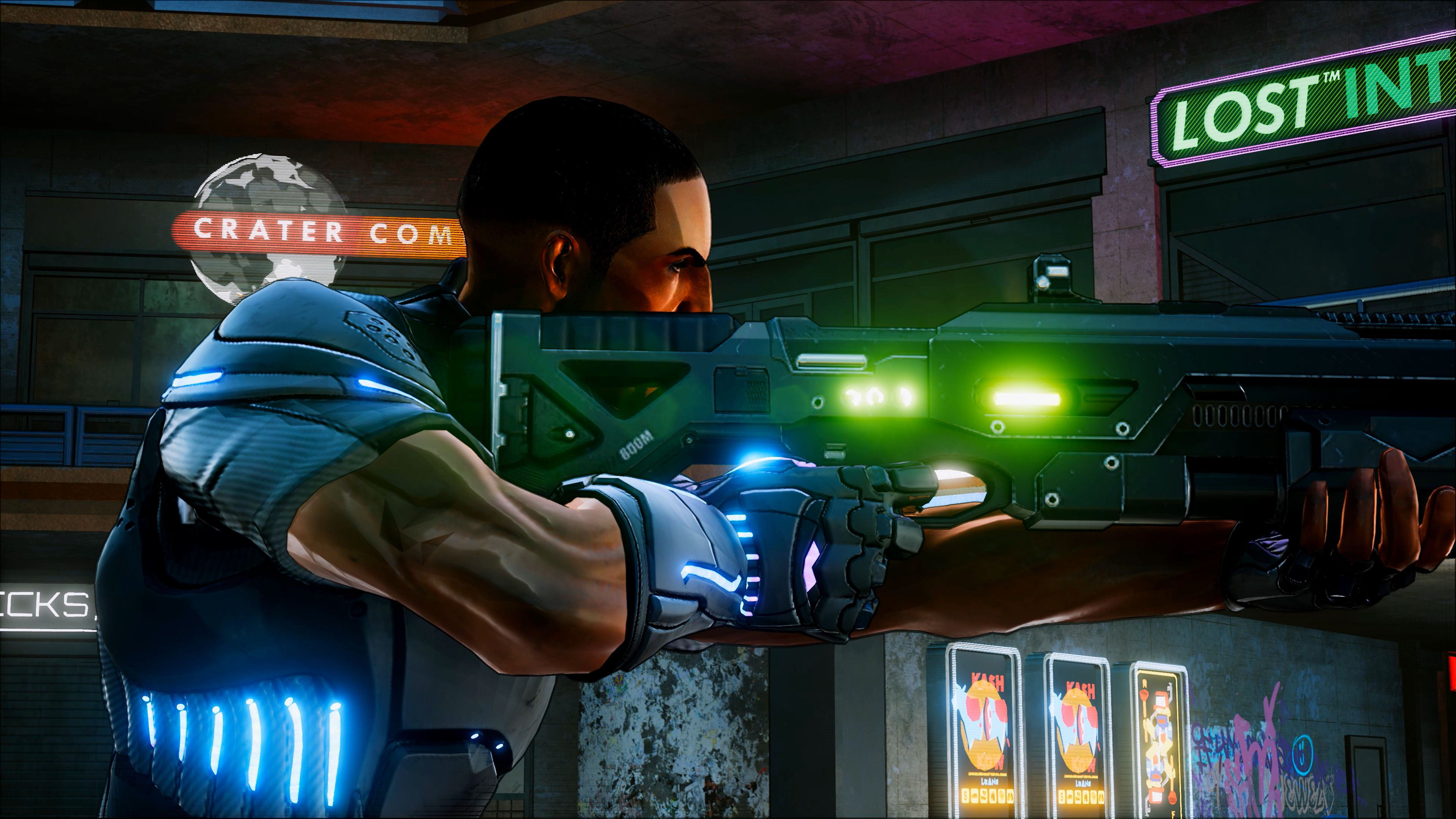 Crackdown 3 (2017) PC - Скриншот 1