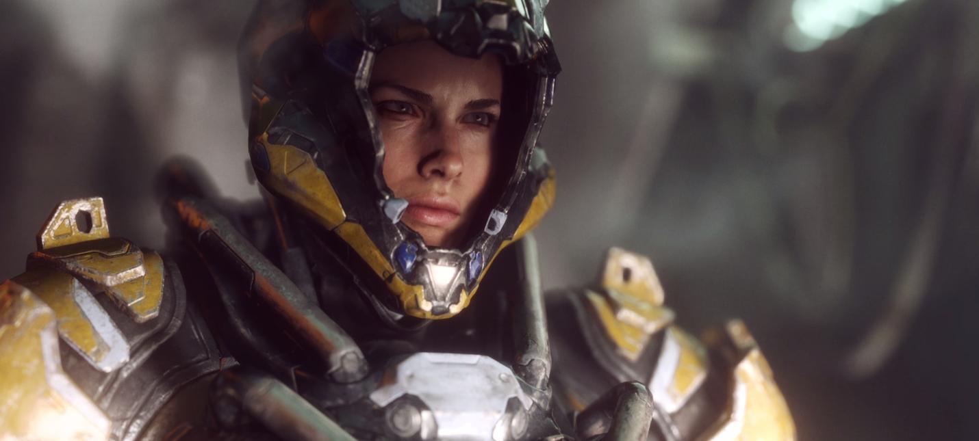 E3 2017: В Anthem от BioWare можно играть одному