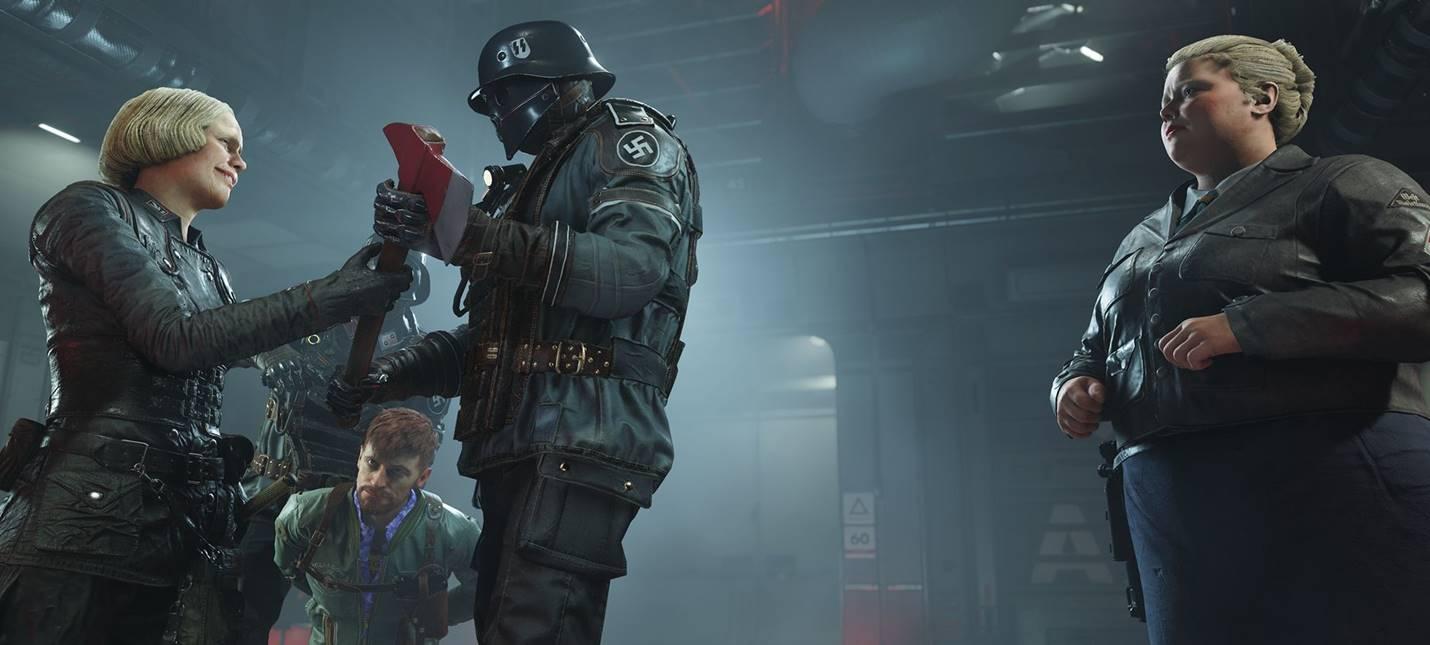 События Wolfenstein 2: The New Colossus перенесут в Америку 1961 года