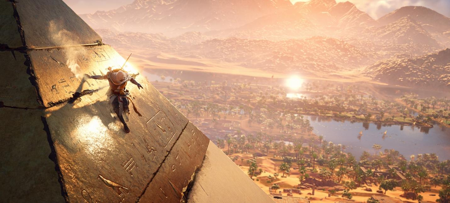E3 2017: Почти 30 минут геймплея Assassin's Creed Origins