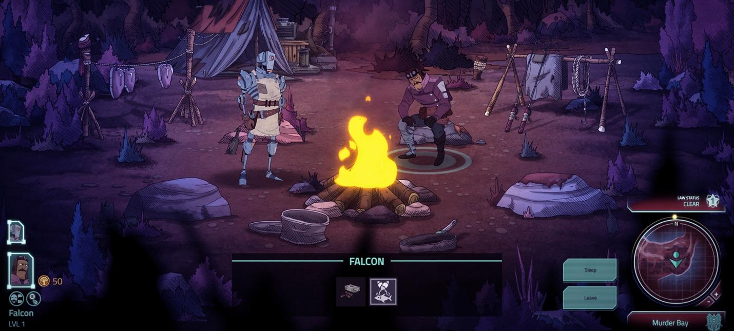 E3 2017: Griftlands — новая игра от создателей Don't Starve и Oxygen Not Included