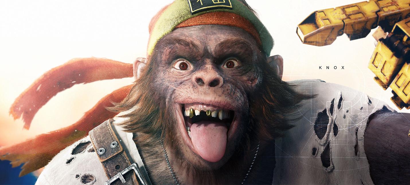 E3 2017: Арты и рендеры персонажей Beyond Good and Evil 2