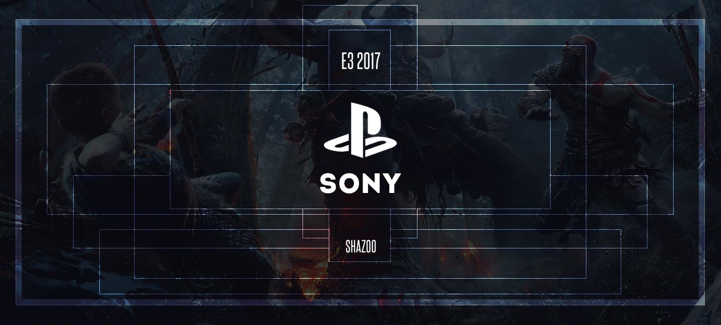 Трансляция пресс-конференции Sony: Боги, люди, последние из нас