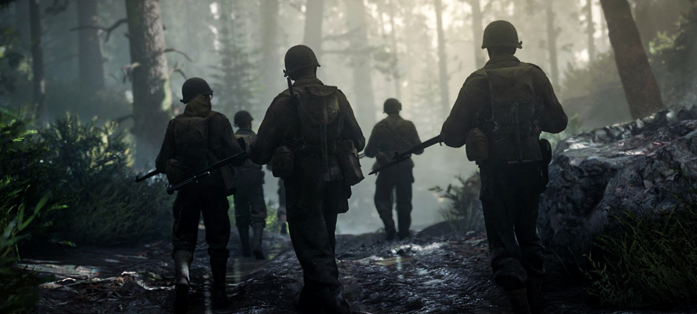 E3 2017: Первый геймплейный трейлер Call of Duty: WWII