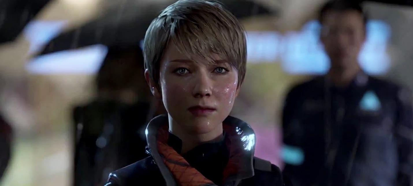 E3 2017: Новый трейлер Detroit: Become Human