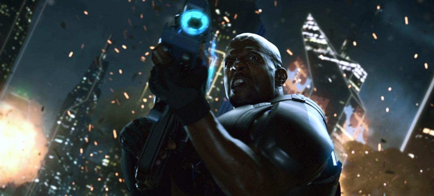 E3 2017: В Crackdown 3 не будет зомби
