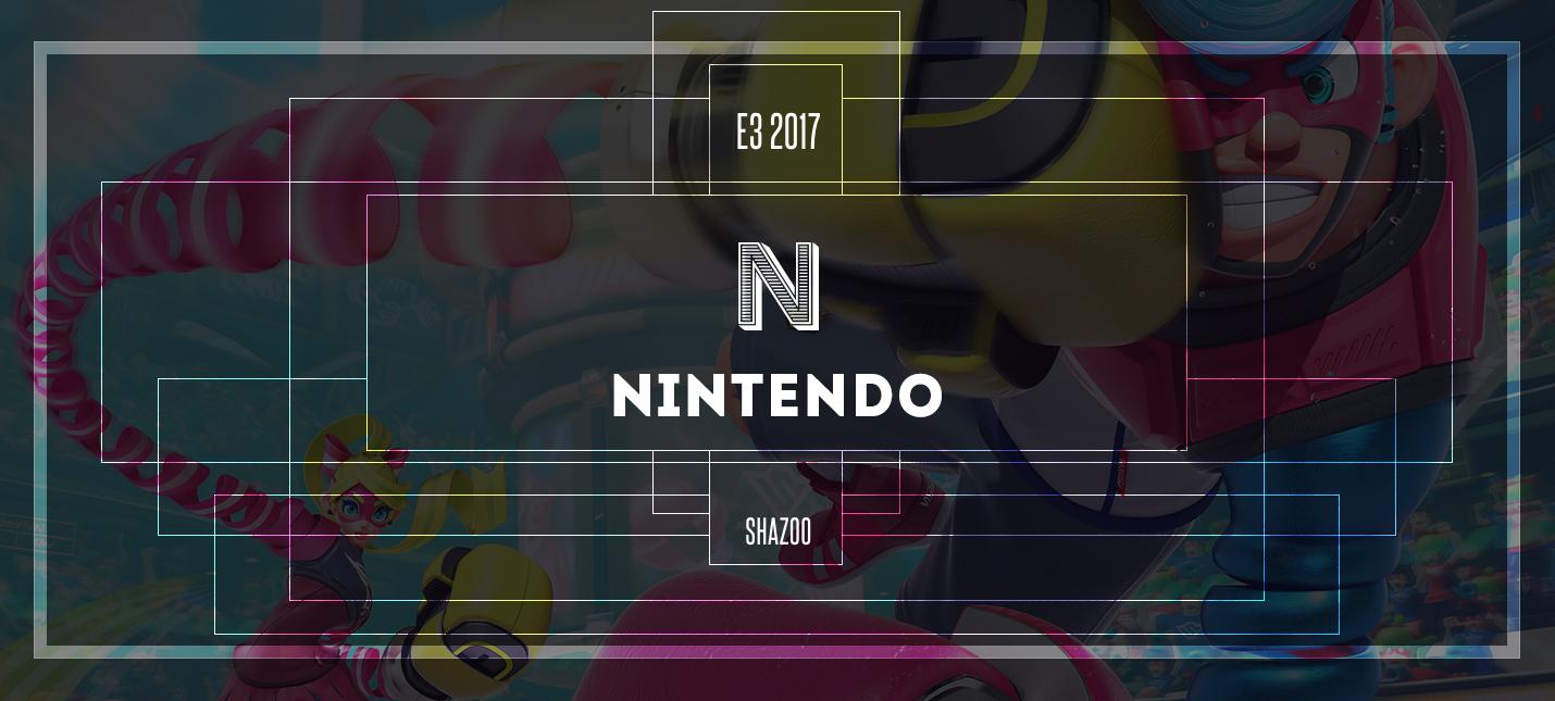 Трансляция пресс-конференции Nintendo: Веселье