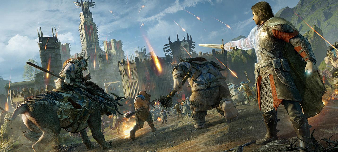 E3 2017: 30 минут геймплея Middle-earth: Shadow of War