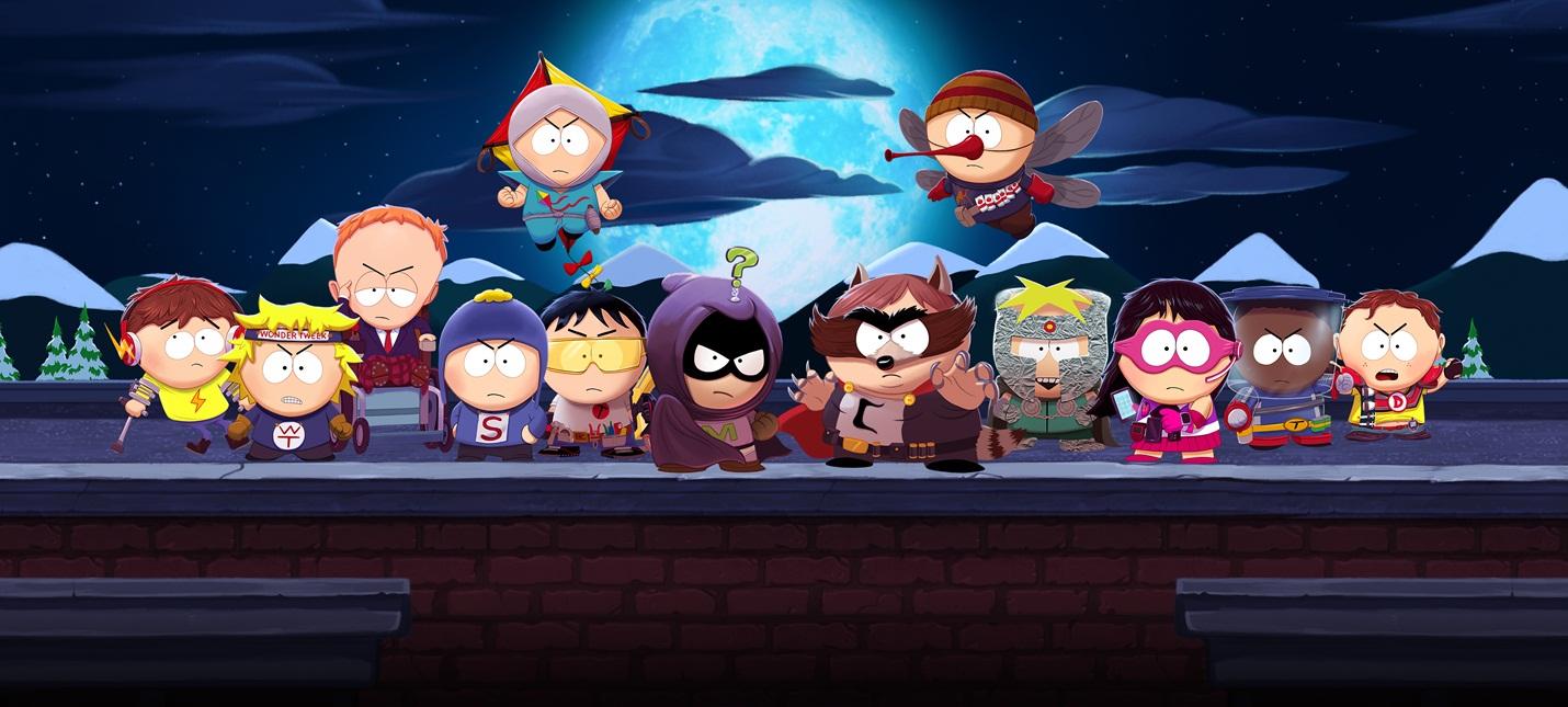 E3 2017: Новые скриншоты South Park: The Fractured But Whole