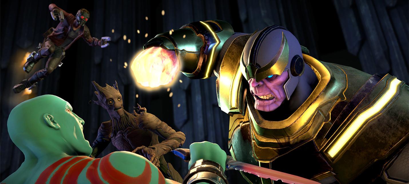 E3 2017: Джеймс Ганн не имеет отношения к игре Guardians of the Galaxy от TellTale