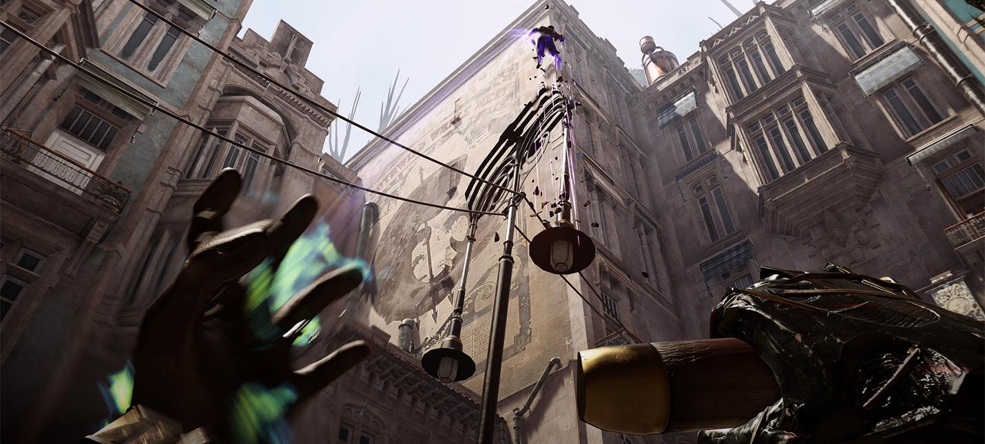 Рука Билли в Dishonored: Death of the Outsider сделана из Пустоты, уникальные силы