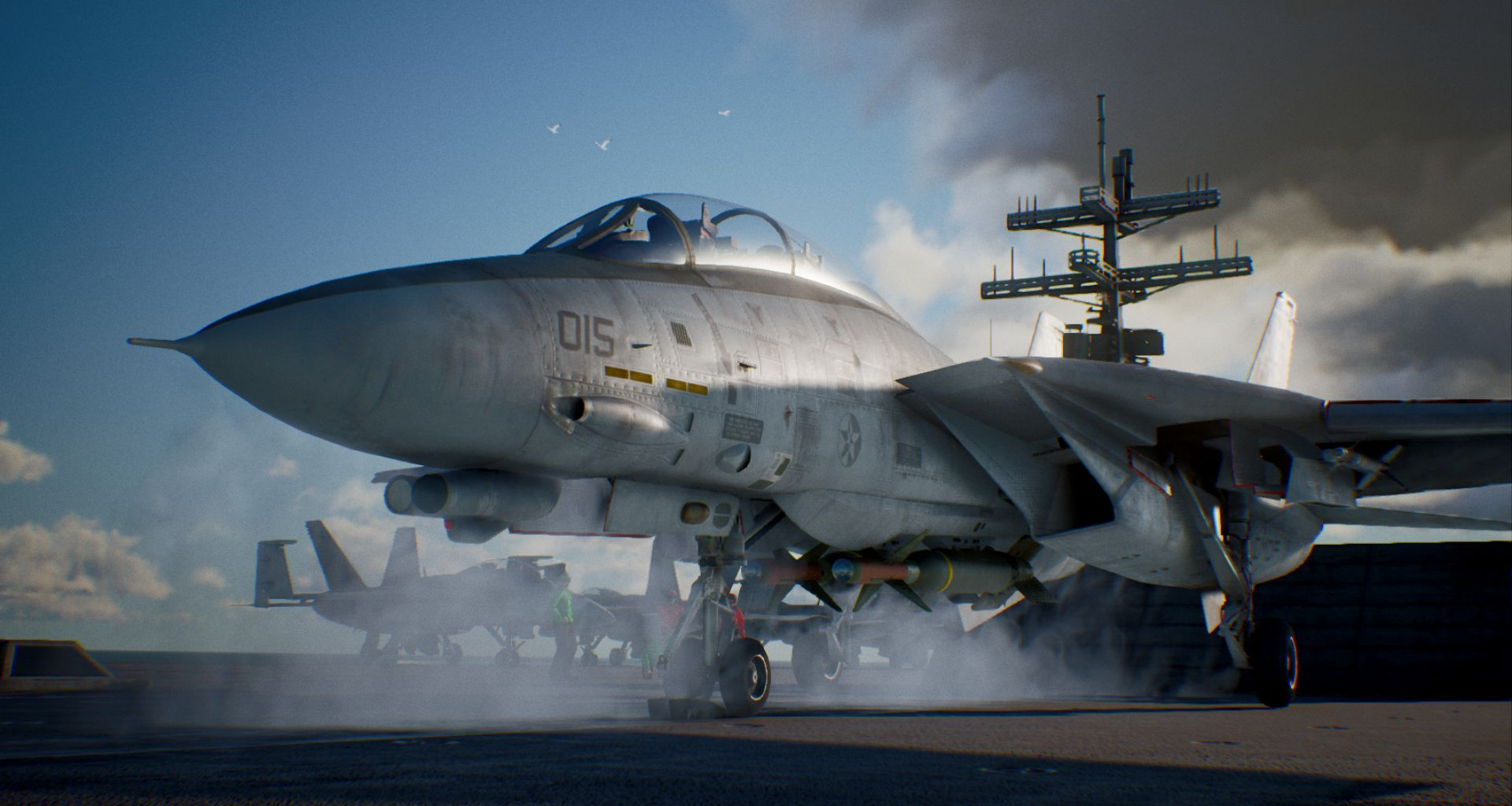 Ace Combat 7: Skies Unknown (2018) PC - Скриншот 2