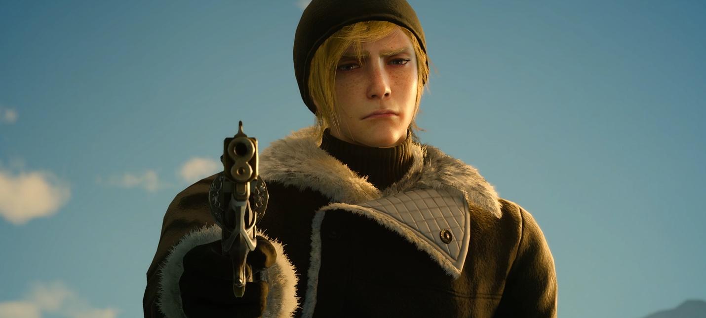 Сюжетное DLC для Final Fantasy XV получило дату релиза и новые скриншоты