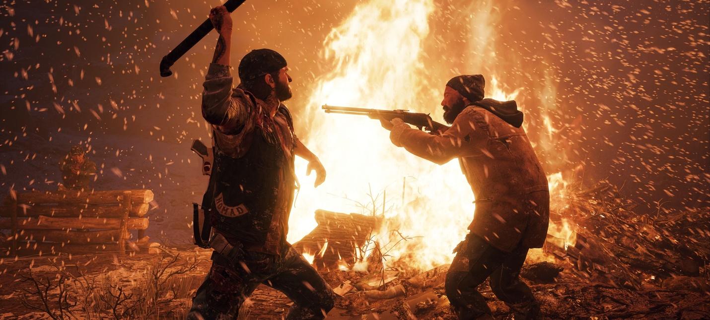E3 2017: Сюжет Days Gone будет важной частью игры