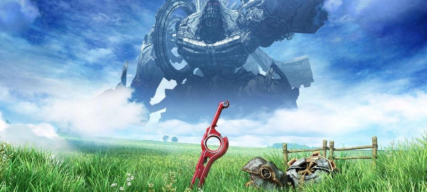 E3 2017: Полчаса геймплея Xenoblade Chronicles 2