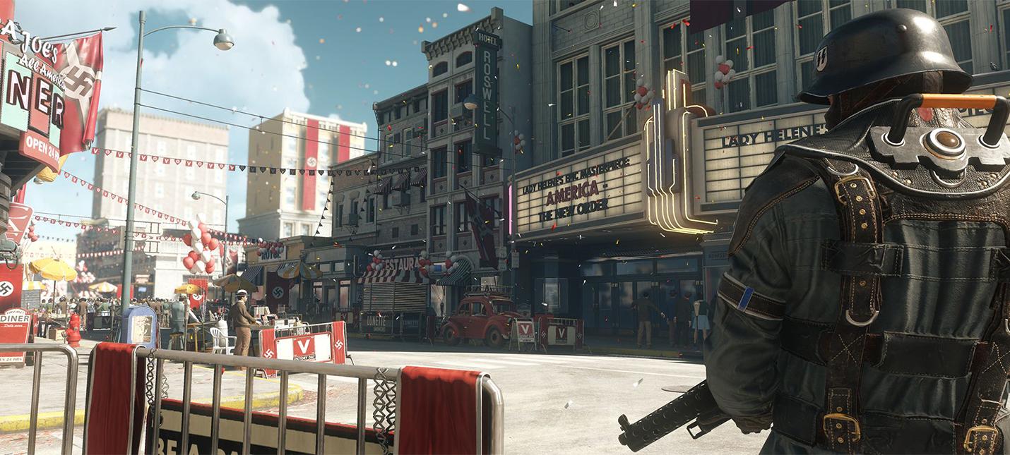 Разработчики Wolfenstein 2: The New Colossus обещают лучшую историю из всех