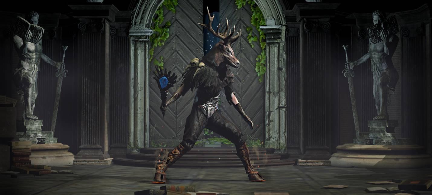 Path of Exile выглядит отлично на Xbox One X