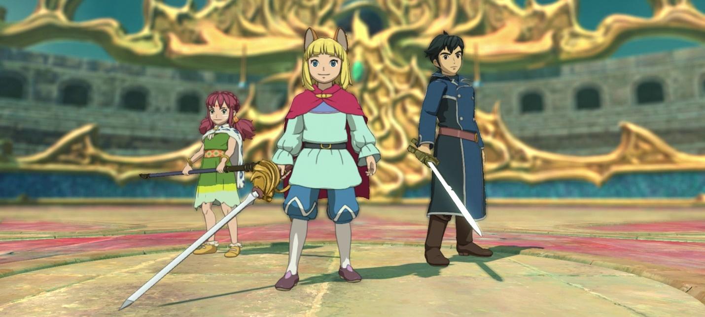 Красочные скриншоты и арты Ni No Kuni II: Revenant Kingdom