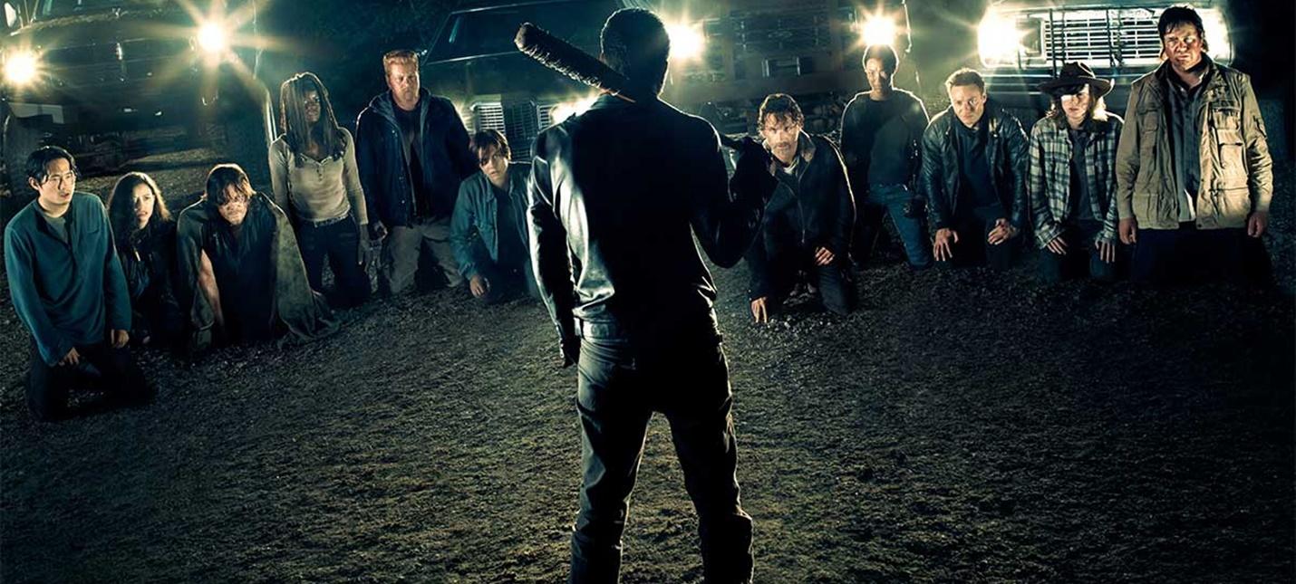 По The Walking Dead создается несколько VR-проектов