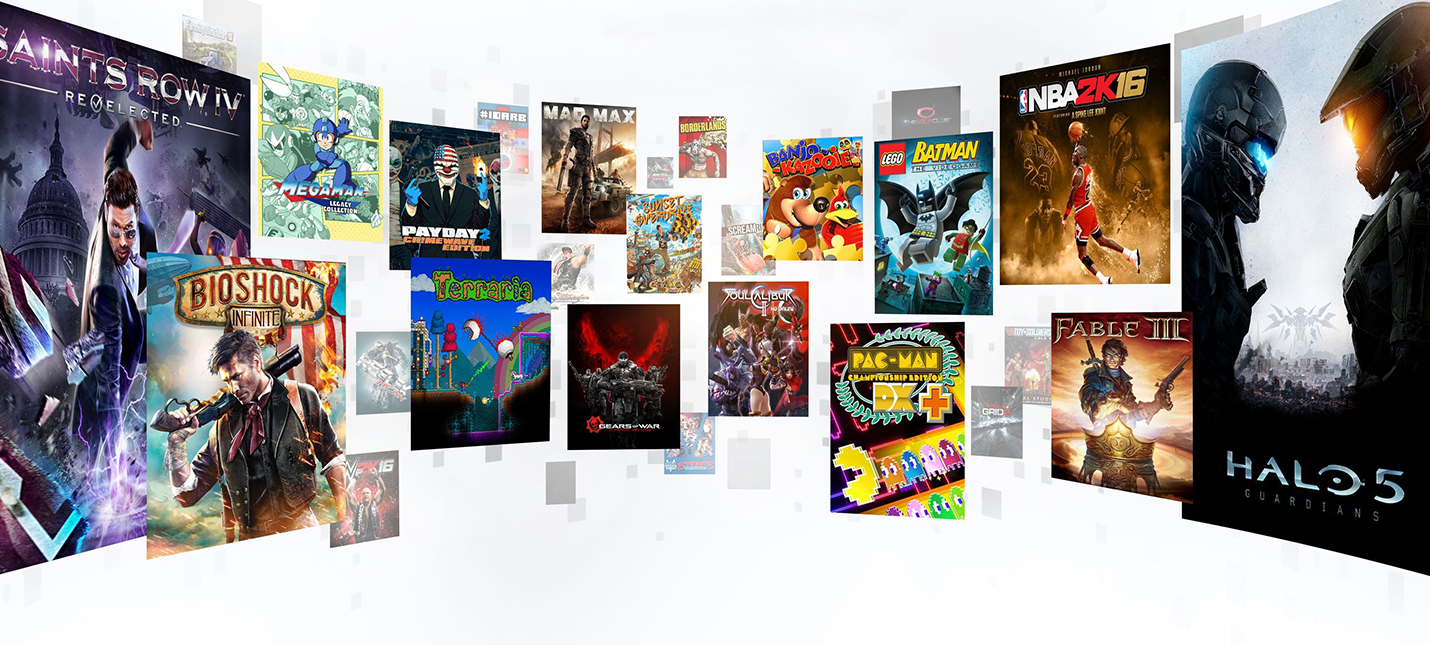 Xbox Game Pass будет получать минимум 5 бесплатных игр в месяц