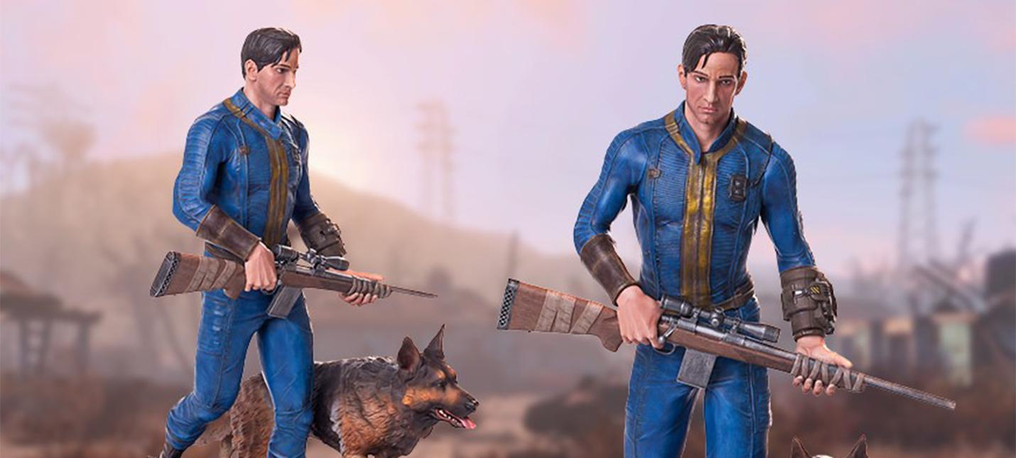 Полуметровая статуя Выжившего из Fallout 4 обойдется в $400