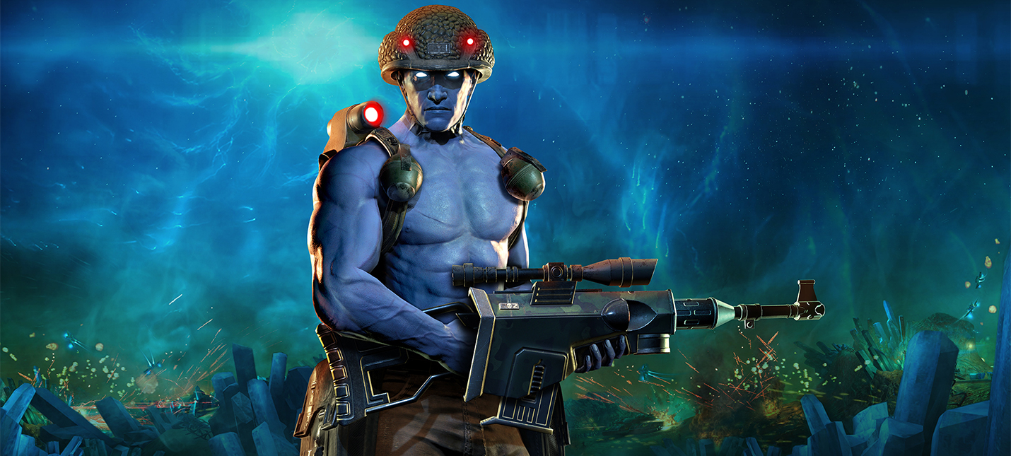 E3 2017: 5 минут геймплея Rogue Trooper Redux