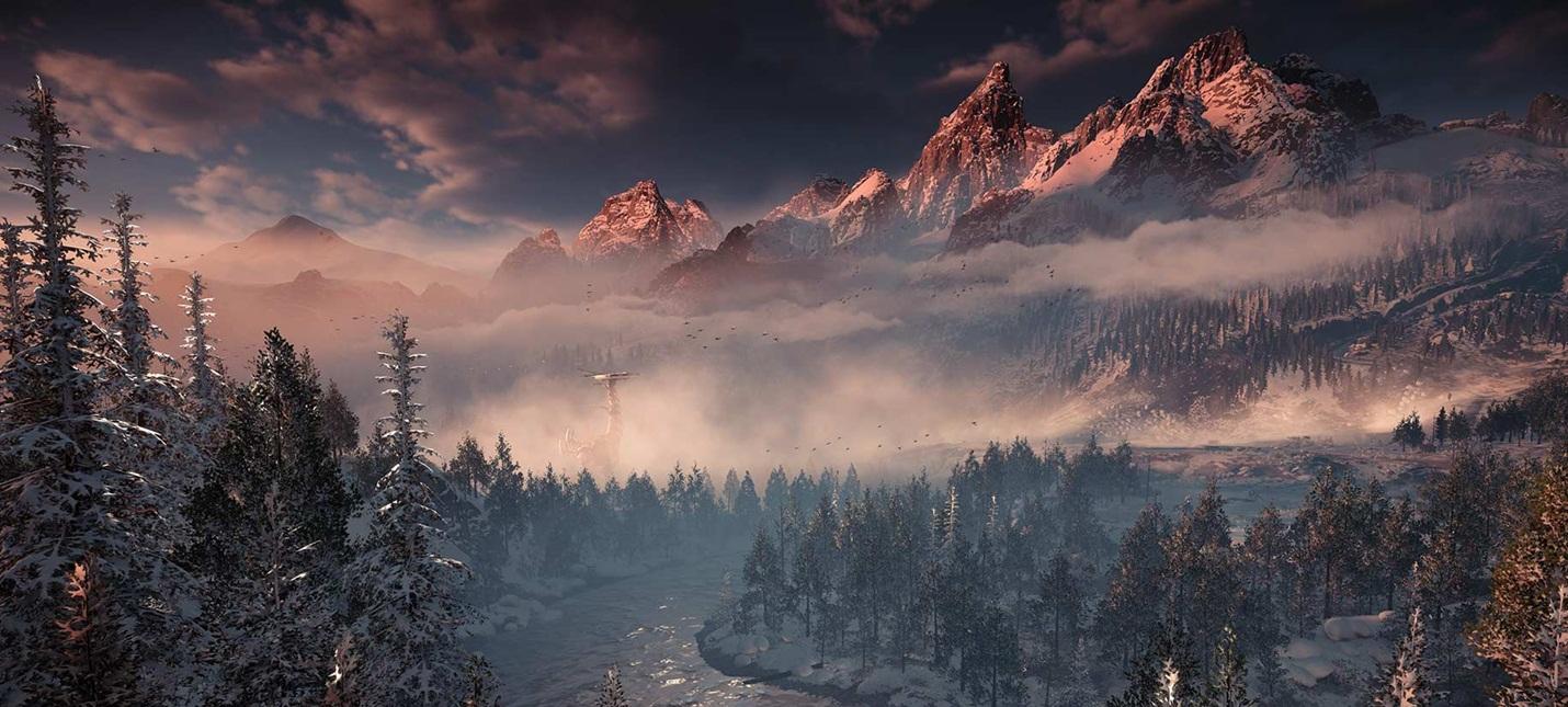 Подробности дополнения The Frozen Wilds для Horizon: Zero Dawn