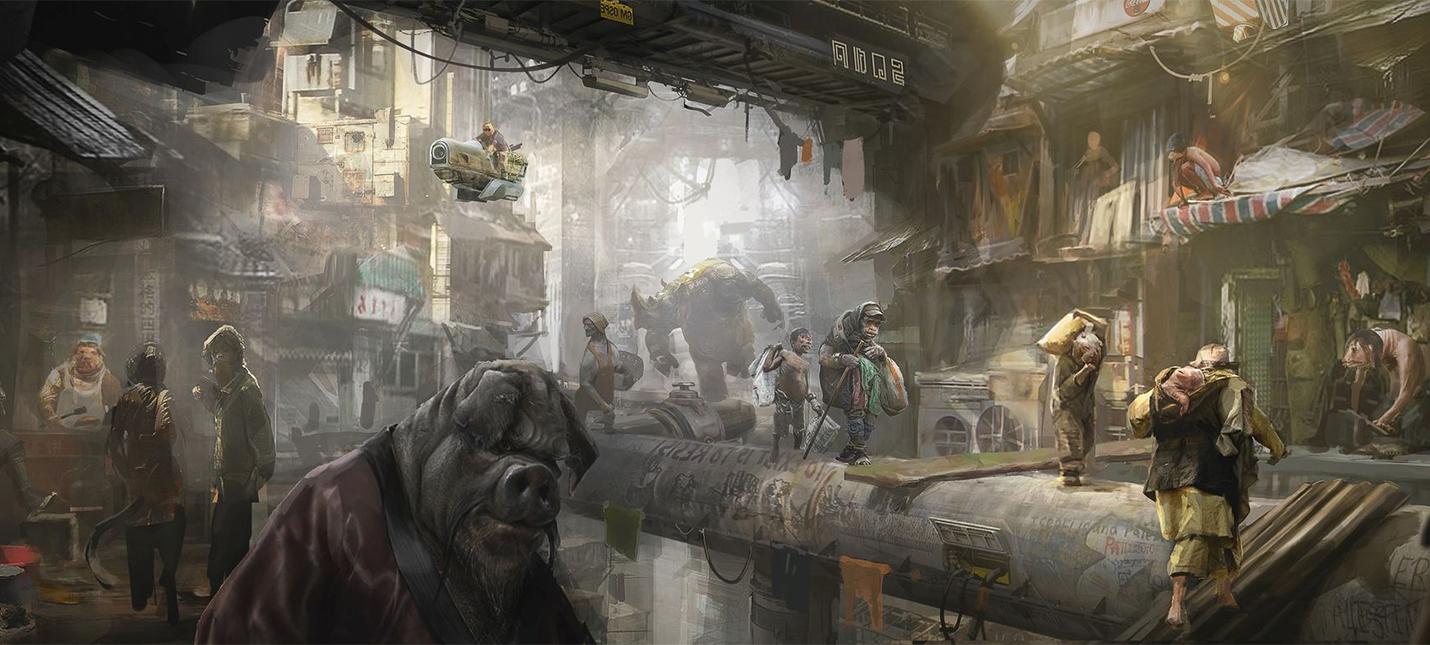 Испанский Ubisoft сообщил платформы Beyond Good and Evil 2