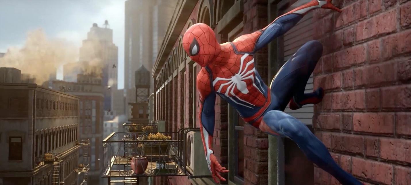 В Spider-Man от Insomniac будут разные костюмы для героя