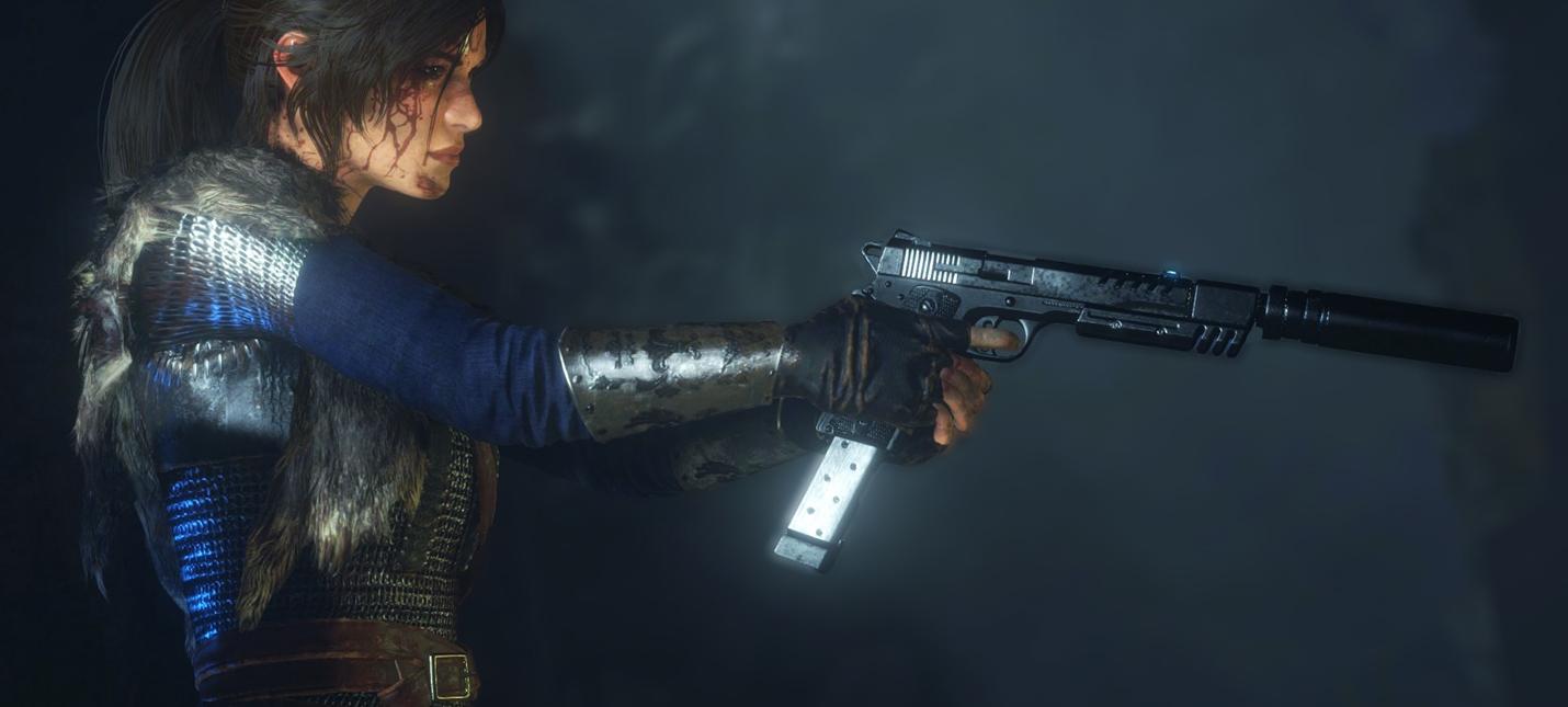 Утечка: варианты логотипа Shadow of the Tomb Raider