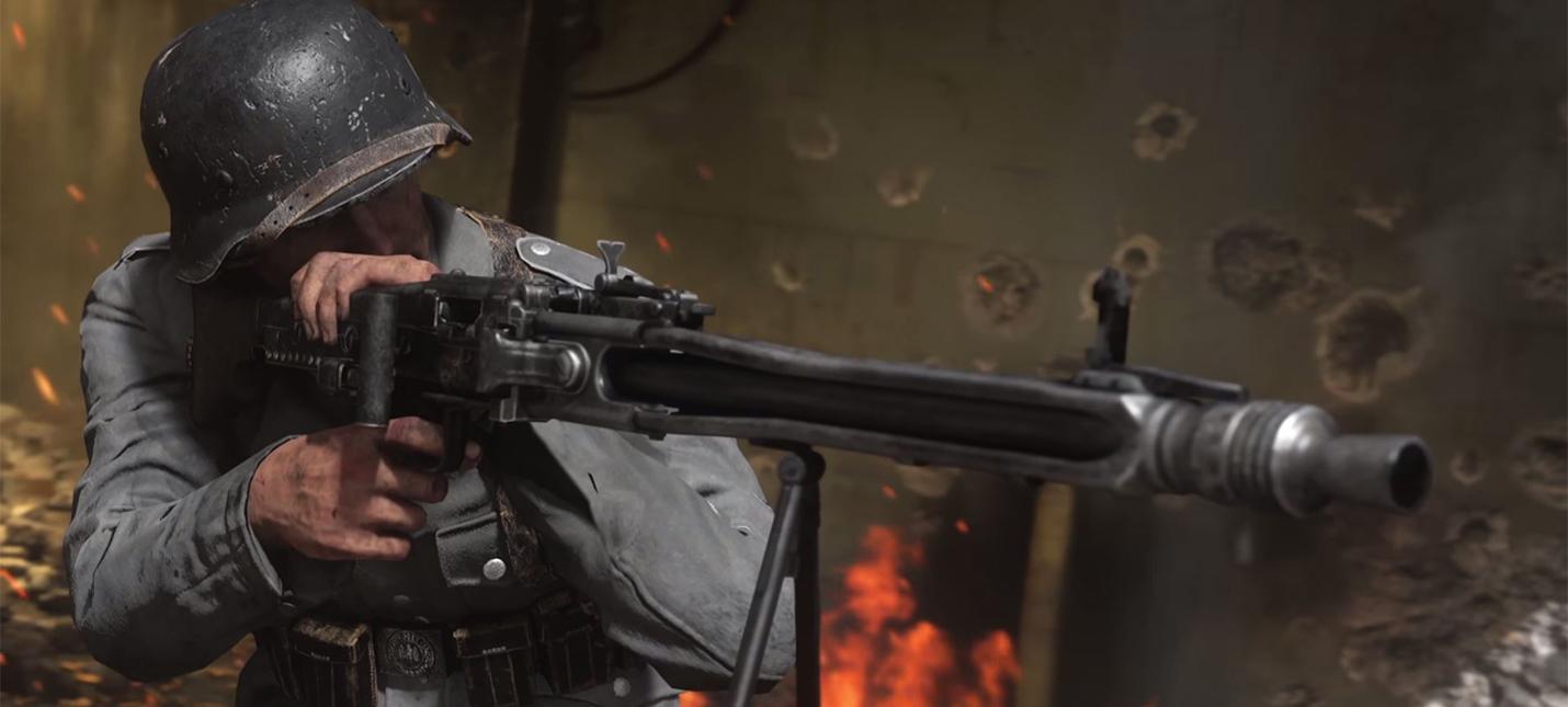 В мультиплеере Call of Duty: WWII не будет свастик
