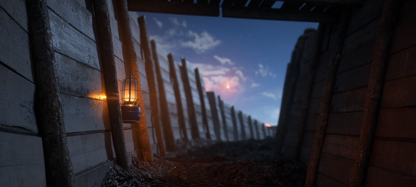 Карта Nivelle Nights для Battlefield 1 выйдет уже сегодня — семь минут геймплея