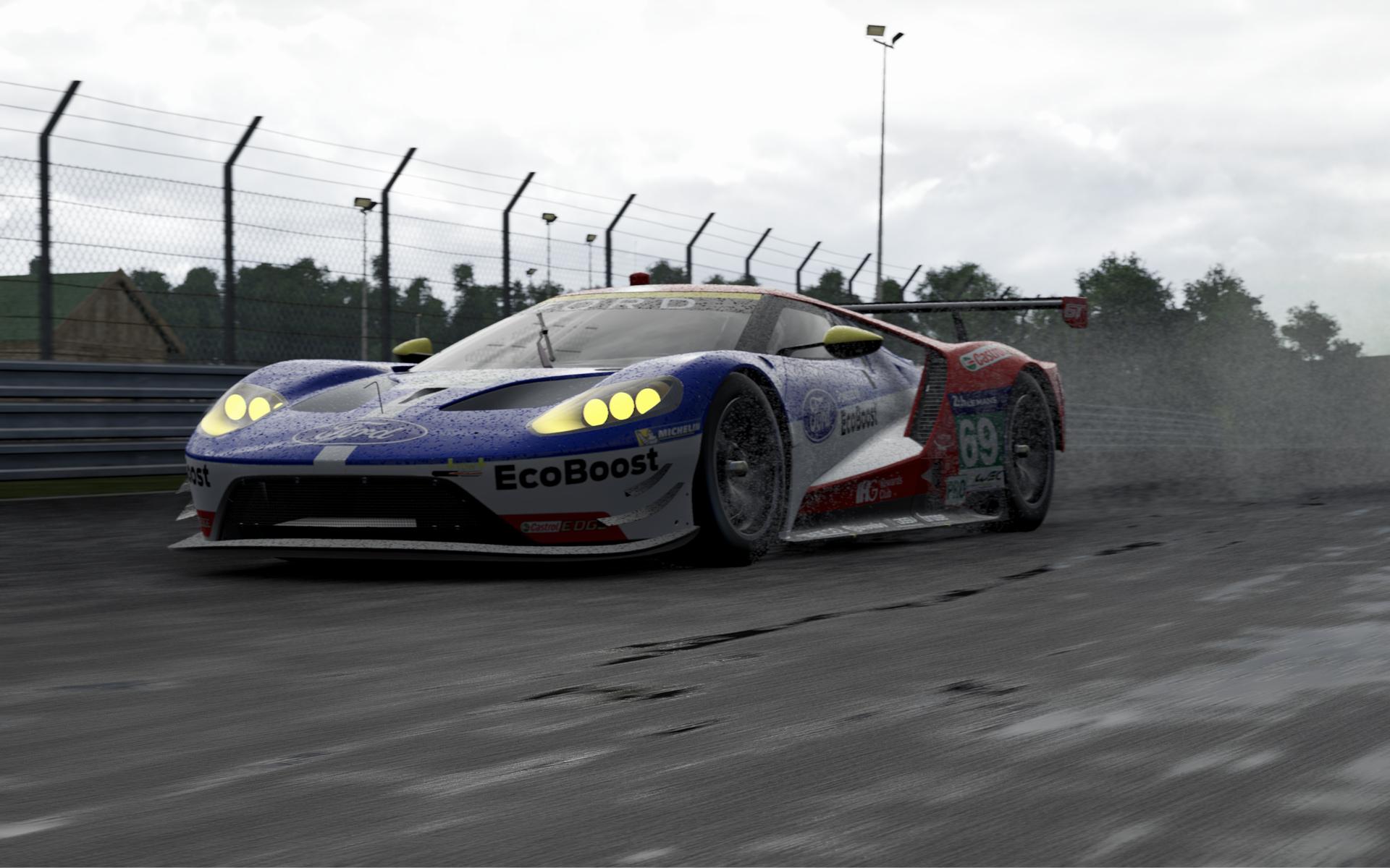 Project Cars 2 (2016) PC - Скриншот 1