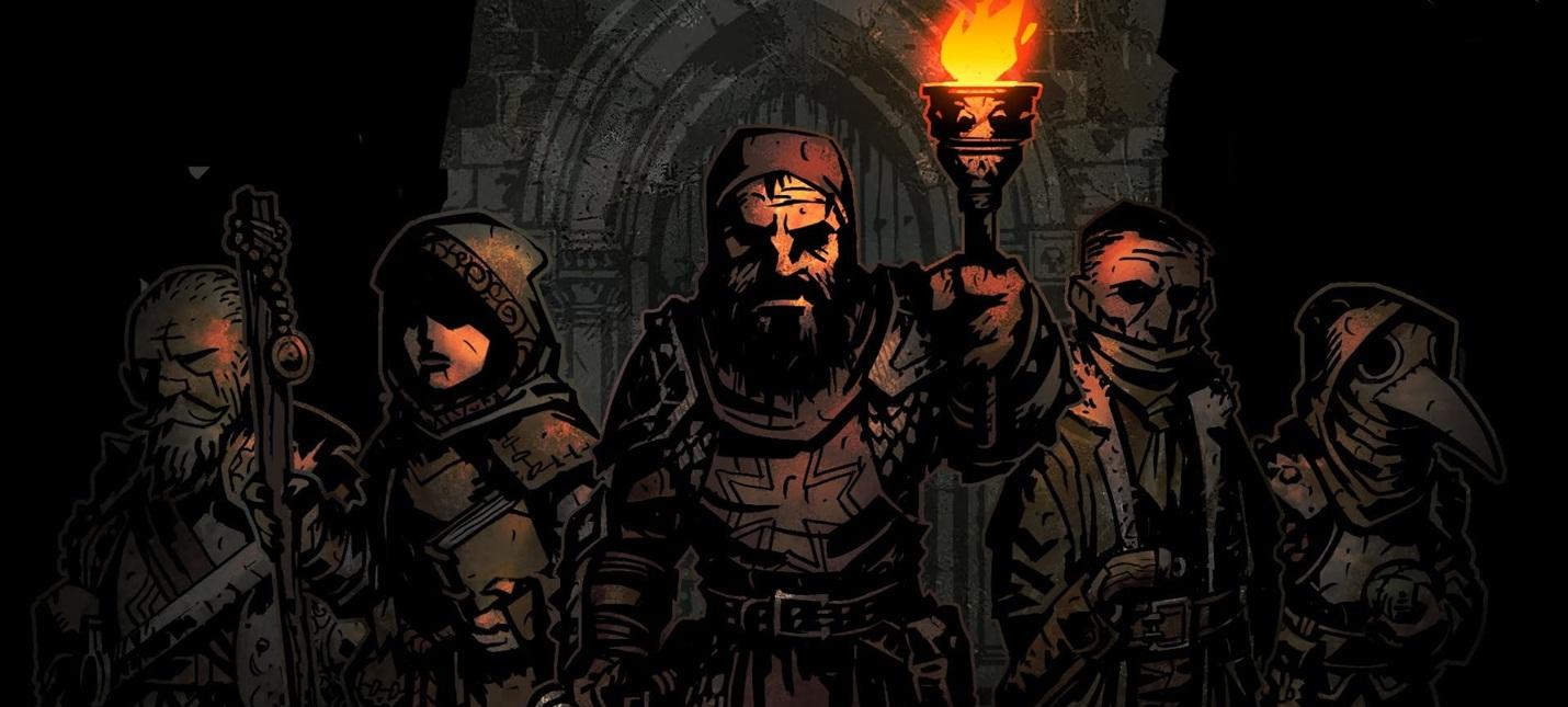 Релизный трейлер дополнения The Crimson Court для Darkest Dungeon