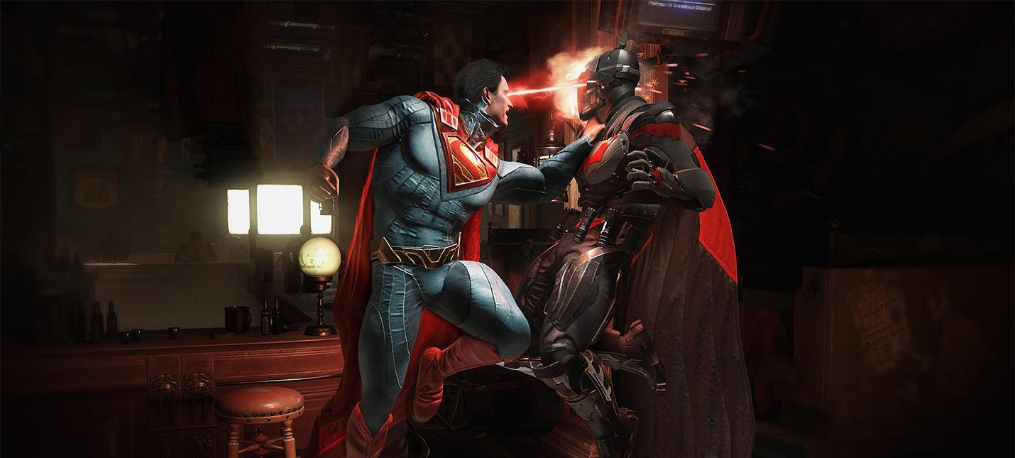 Injustice 2 значительно обошла Prey по продажам за май