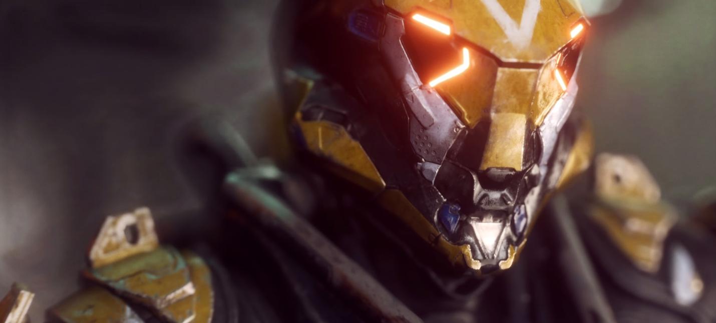 EA планирует поддерживать Anthem до 10 лет