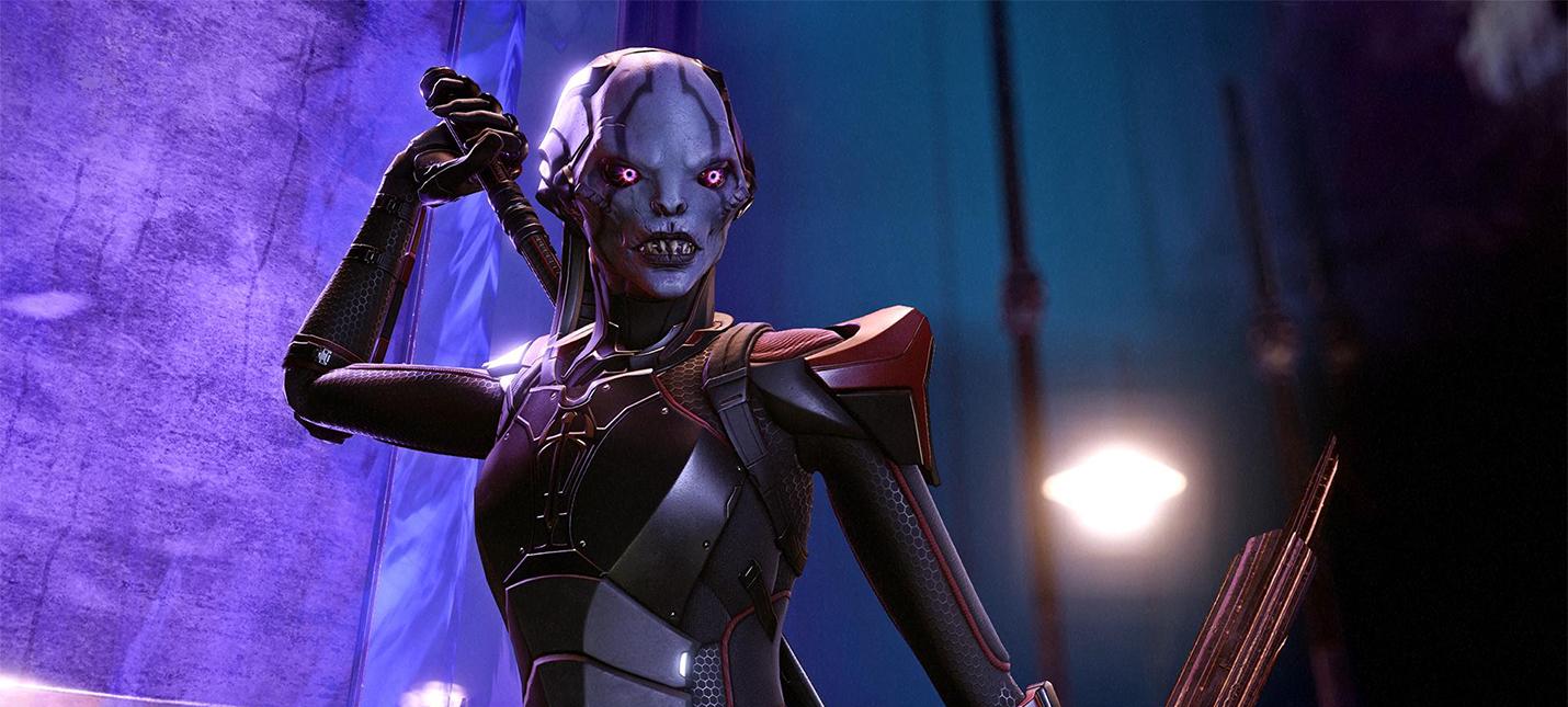 Трейлер ассасина из XCOM 2: War of the Chosen