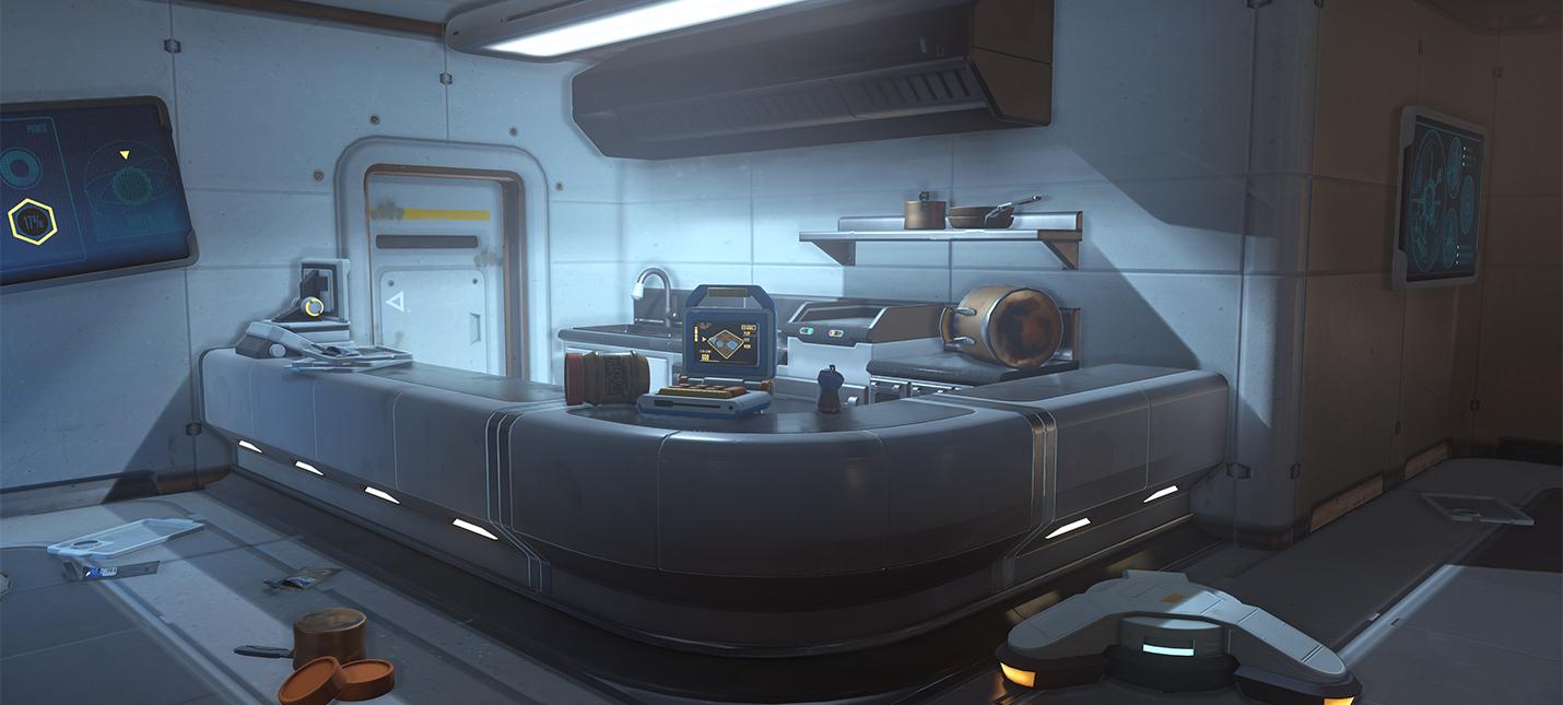 """Карта """"Горизонт"""" доступна на всех серверах Overwatch"""