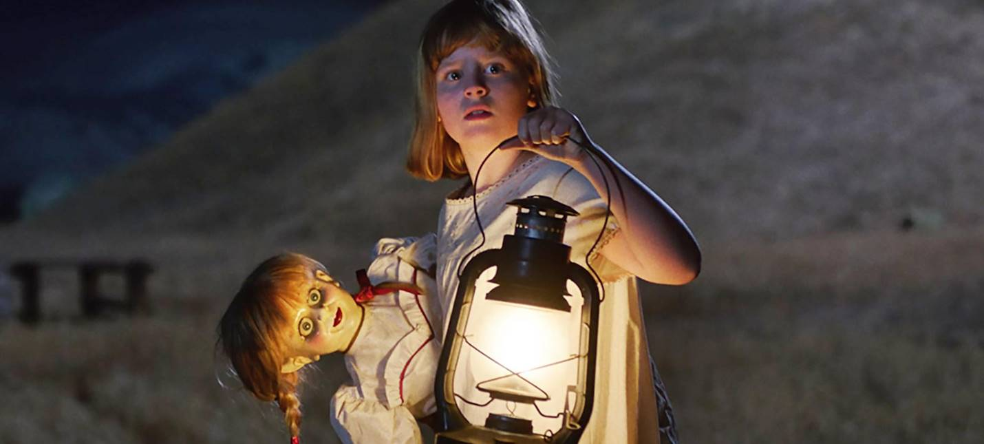 Второй трейлер хоррора Annabelle: Creation