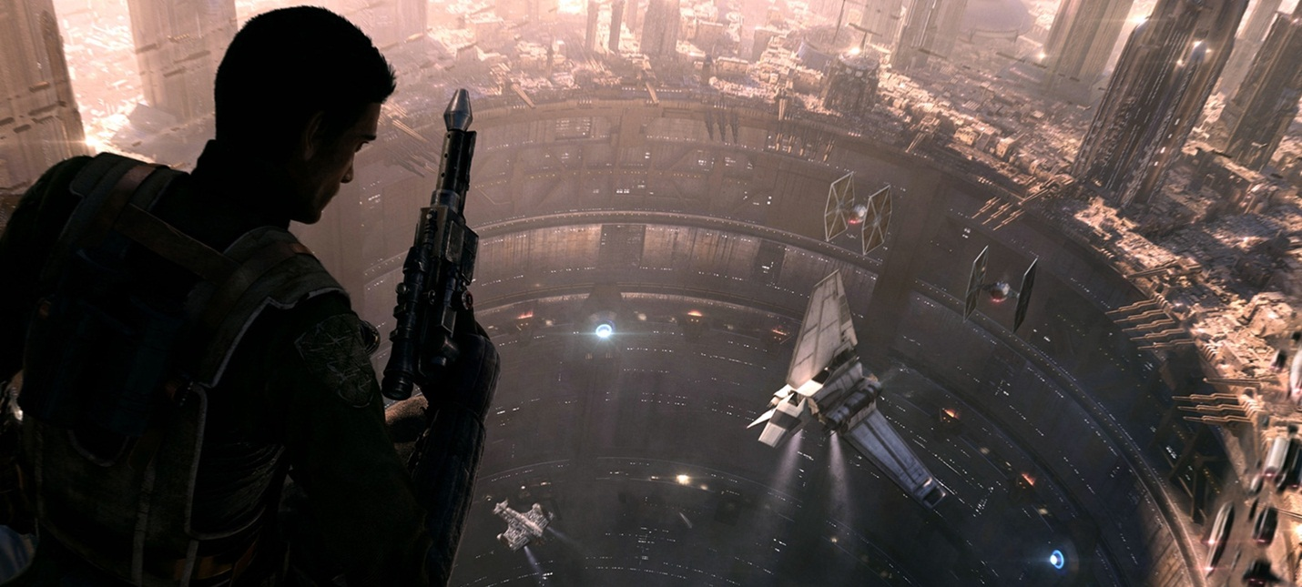 Слух: Подробности сюжета Star Wars от Visceral Games